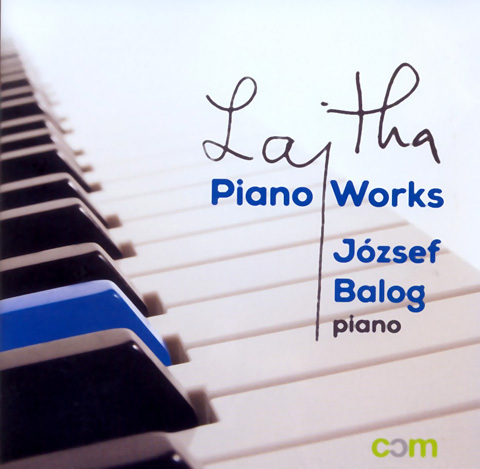 Lajtha – Piano Works CD